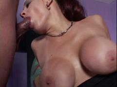 Breasted Cute Hoe Sucks A Dick Incredibly Nice & Gets Facial