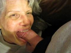 POV tounge blowjob with open mouth cumshot and swallow (my birthday gift)