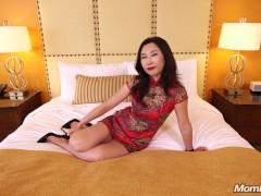 Married Chinese Milf Lulu 42yo have first time anal with bwc Laowai