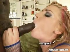 Flower Tucci Gets Her Holes Filled